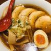 老麺魂 - 料理写真:醤油バラチャーシューラーメン990円