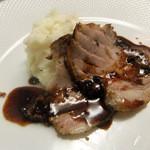 12673686 - 豚バルサミコ煮