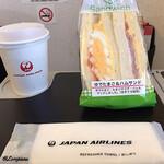 ハナ エアポート ショップ&カフェ - 料理写真:Sandwich