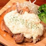 タルタルソースのチキン南蛮ステーキ (250g)
