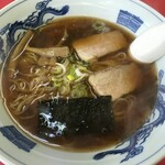 大茂 - 料理写真:醤油ラーメン