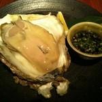 竈 - 岩牡蠣