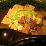 竈 - 竈風の肉豆腐
