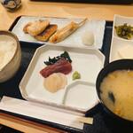 魚料理 渋谷 吉成本店 - 選べる定食 1,200円