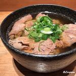 三山 - 料理写真:牛すじ大根