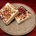 立寄処 桜子 - クリームチーズのぬか漬け♪