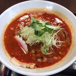 鶏白湯専門店 五星村 - 赤鶏白湯