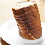 パン工房 キムラヤ - メープルラウンド ハーフ 270円