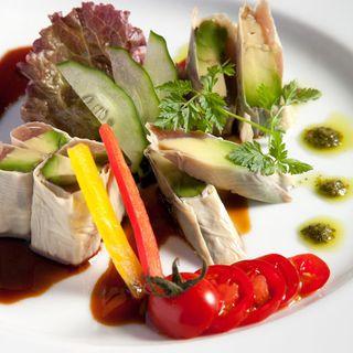 【創作京料理】四季折々の食材を通じて京都を味わう