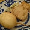 たけちゃん - 料理写真:玉子、納豆巾着