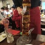 シュラスコレストラン FELIZ -