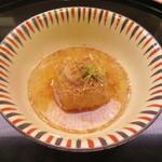 Aji Fukushima - あつあつ胡麻豆腐