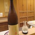 味 ふくしま - 日本酒 1合目