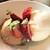 カオリズ - ジェラート(ミルクとティープレッソの2種)