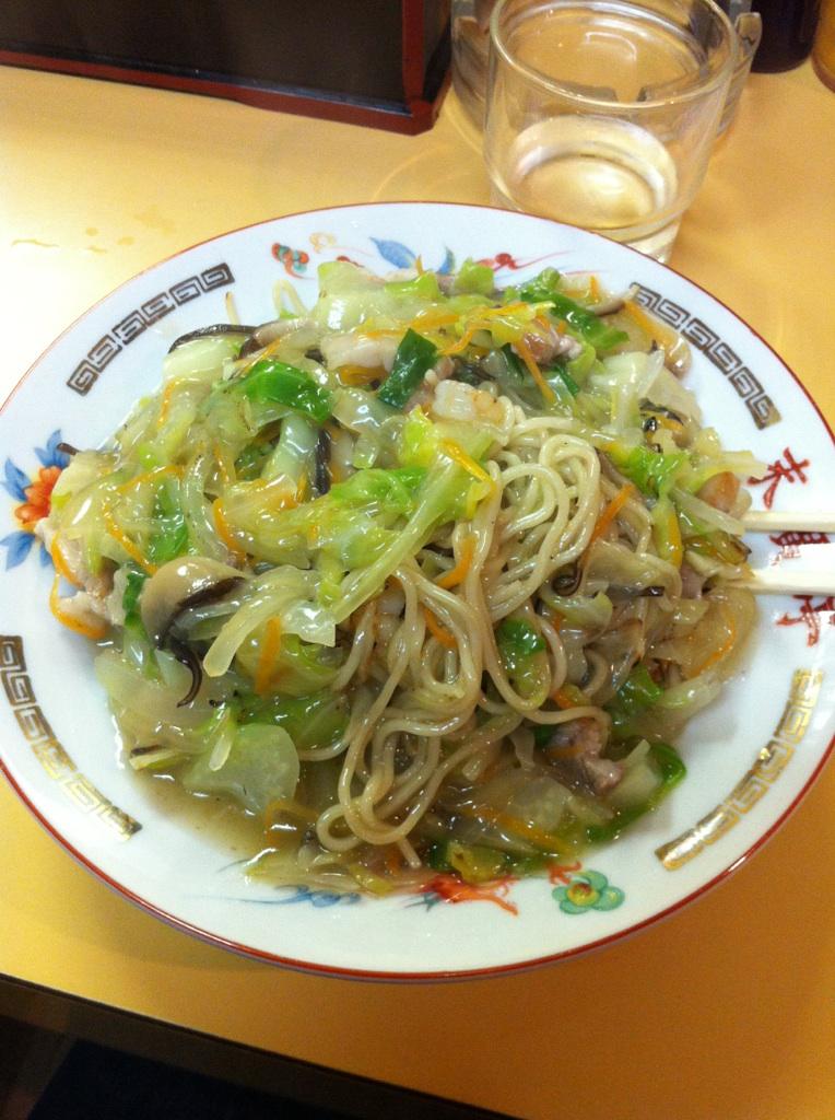 中華料理 末廣亭