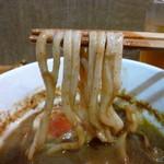和 dining 清乃 - 極太全粒粉麺UP