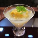 和菜 蔵 - 新玉ねぎ酒蒸し