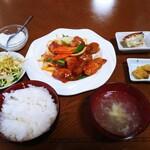 氷花餃子 -