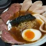 水輝 - 料理写真:鶏TON醤油チャーシュー