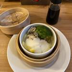 カフェド アニバーサリー - カレイと牡蠣ときのこのレモンバター(¥290)