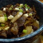 りしん - 牛丼(ランチ)