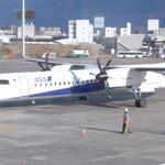 ラウンジオーサカ - その他写真:「搭乗機 ボンバルディア DHC8-Q400」 令和二年 春節期