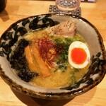 来恩 - 鶏白湯 ¥900-