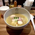 案山子 - 白湯しお ¥850(税込)