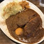 肉カレー千葉屋 - 料理写真: