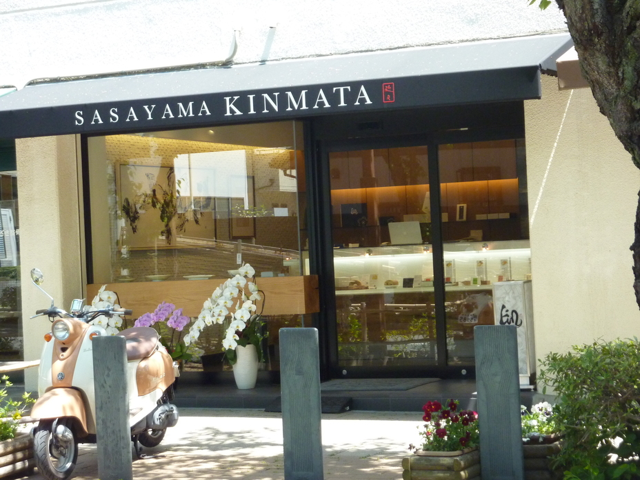 ササヤマキンマタ