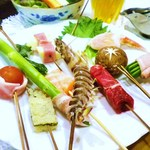 舞子 串の助 - 料理写真: