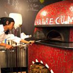 PIZZA SALVATORE CUOMO - 当店のピッツァイオーロ(ピザ職人)です!