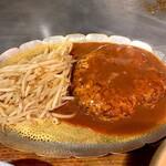 DANTE - ジャンボハンバーグ定食