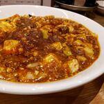 126789097 - 四川山椒の麻婆豆腐