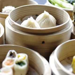 香港點心厨士が魅せる飲茶