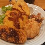まえ田 - フライ定食