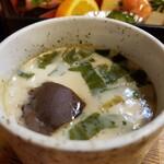 寿司.割烹 海徳 - 茶碗蒸し