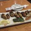 無識庵 越後屋 - 料理写真:「牡蠣のかえし焼き」