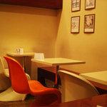 A.B.Cafe - ABcafe店内
