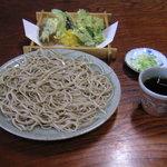 1268784 - そば&野菜天