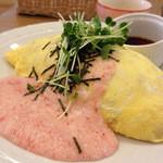 カフェ&レストラン オレンジ - オムライス