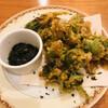 ラディーチェ - 料理写真:八尾産ふきのとうのフリット
