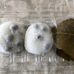 梅むら - 豆大福・桜餅