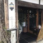 ハックベリー - お店、入り口。