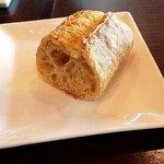 ロティスリー レイ - ライスと交換されたパン