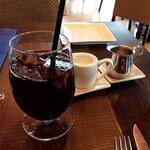 ロティスリー レイ - アイスコーヒー