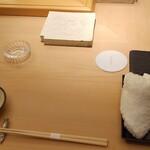 Sushinamba - テーブル