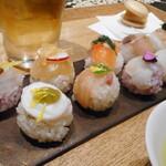 SOUDEN - 手鞠寿司