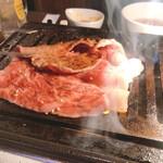 NO MEAT, NO LIFE.3rd - しゃぶロース最高♫
