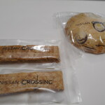CROSSING CAFÉ - クッキーなど